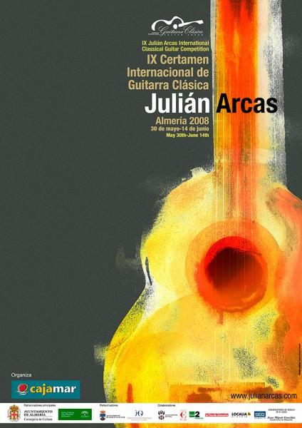 Julián Arcas 08 cartel