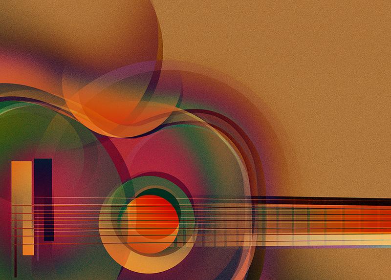 Ilustración para CD ganador edición Julián Arcas 07