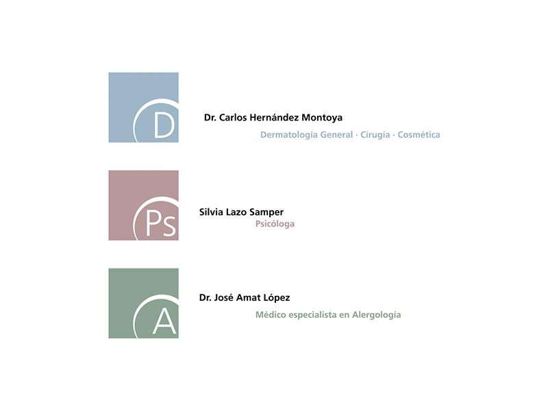 Uso de logotipos en especialidades