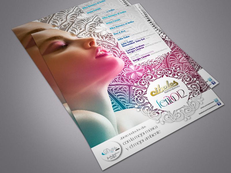 Cibeles Feria 2012 cartel