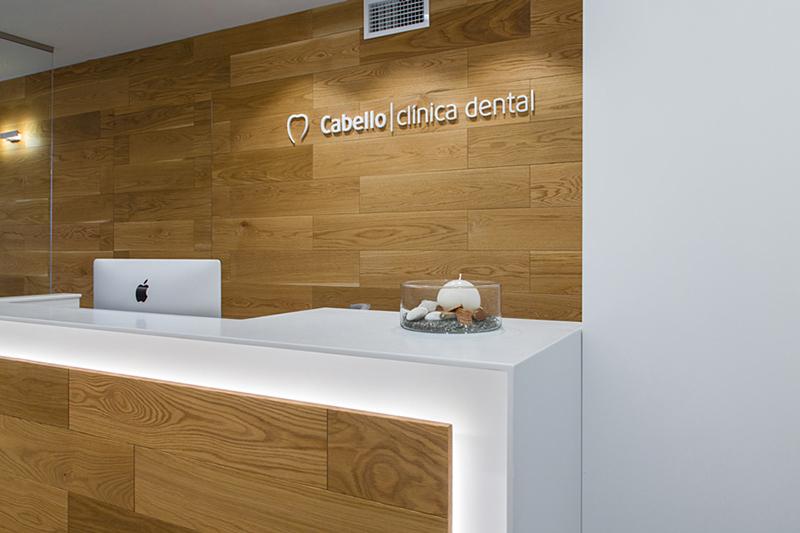 CABELLO clínica dental rotulación 03